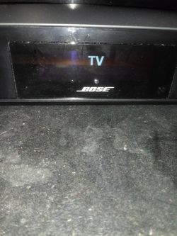 5 piece Bose Surround Sound with Remote Control Thumbnail