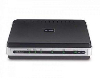 D-Link Dsl-2320B Adsl2/2+ Usb Ethernet Modem Thumbnail