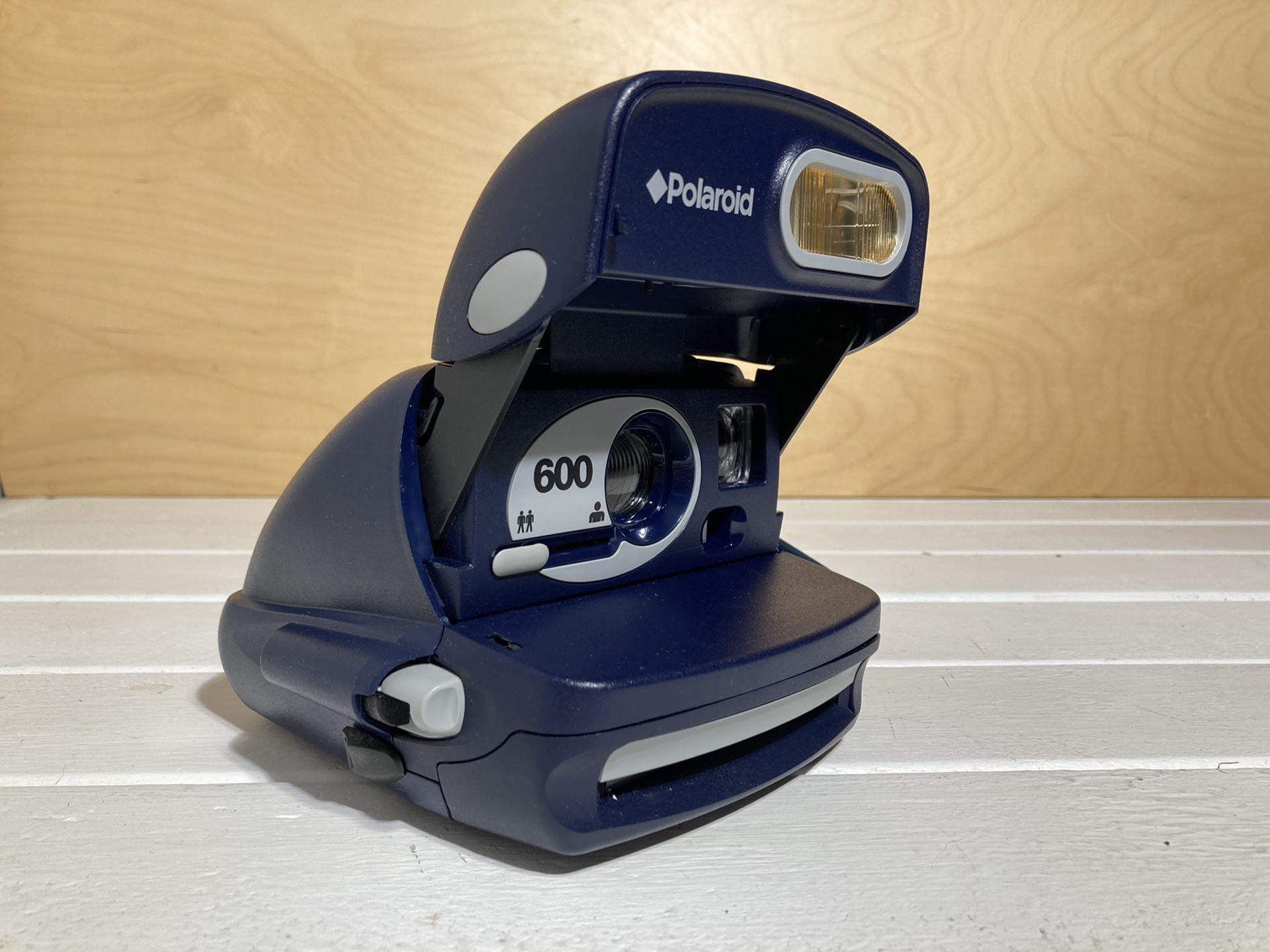 Polaroid 600 Instant Film Camera