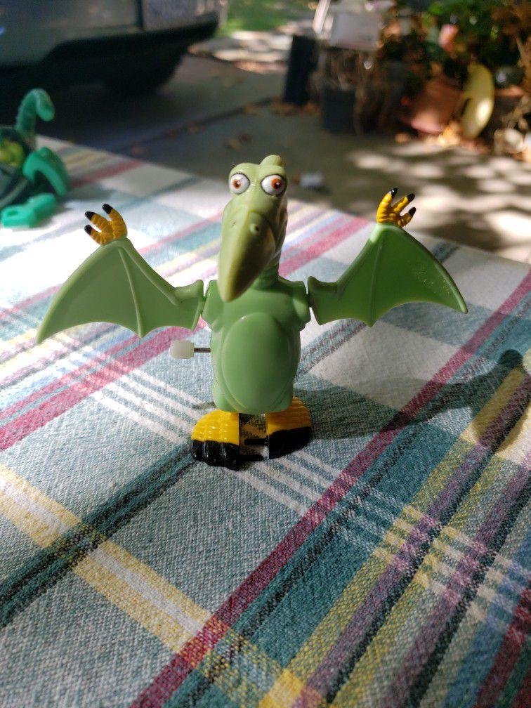 1987 Pterri Pterodactyl Matchbox Action Figure Pee-Wee's Playhouse