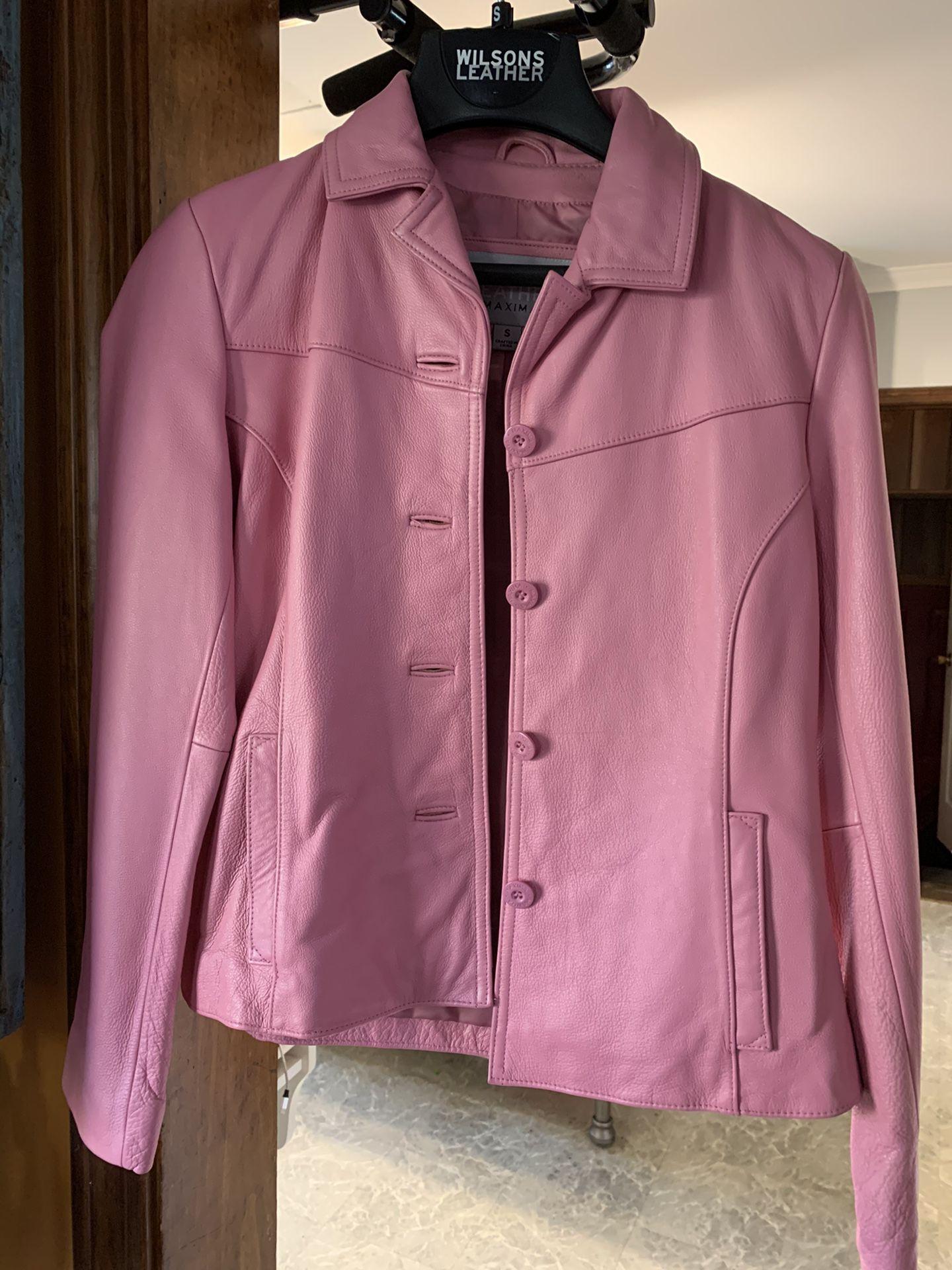Women's Wilson leather jacket