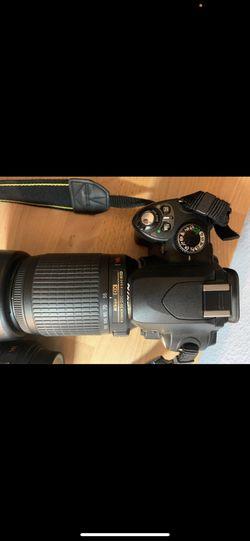 Nikon digital camera D60 Thumbnail