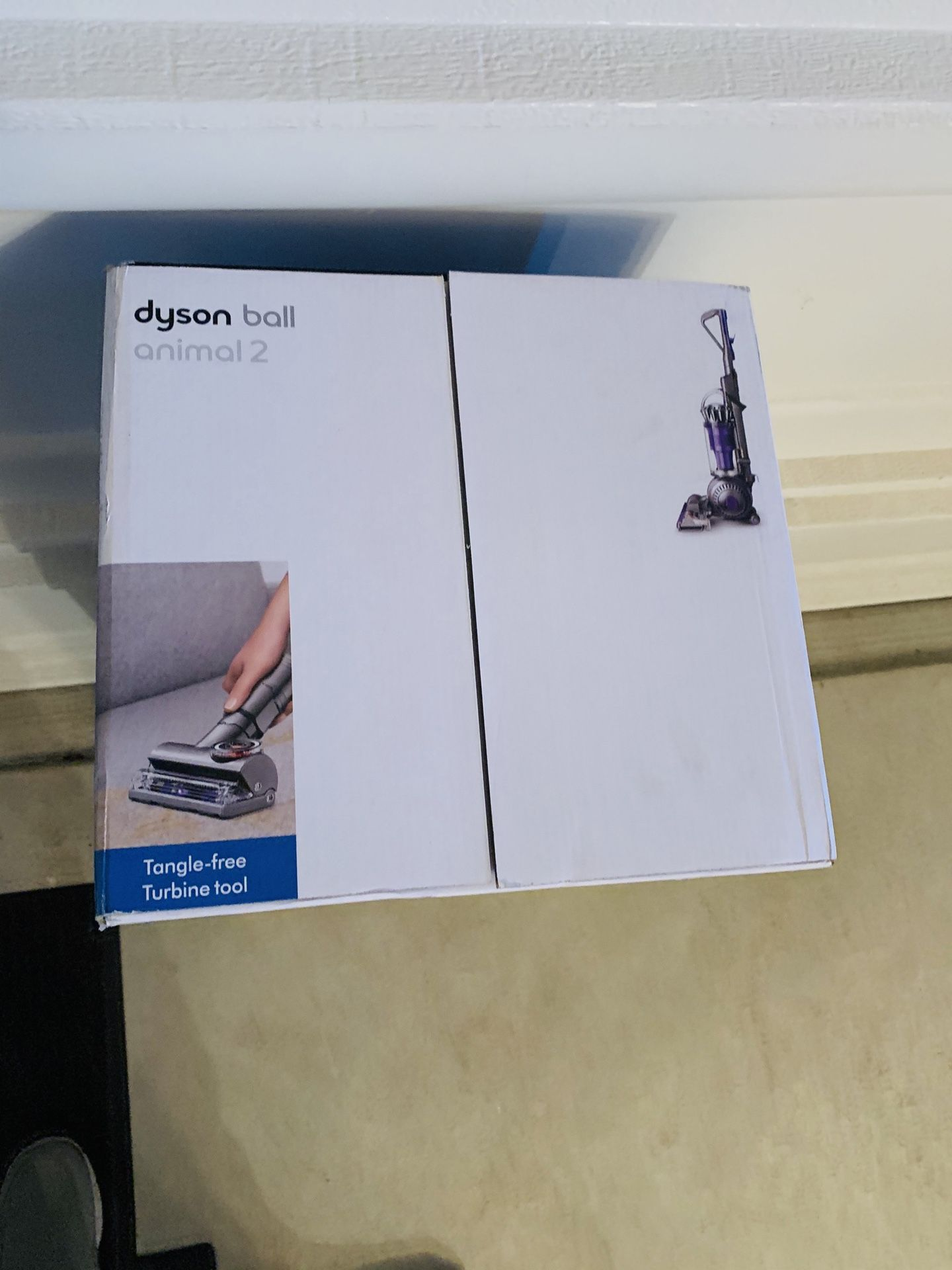 Brand New/Never Used - Dyson Ball animal 2 upright vacuum