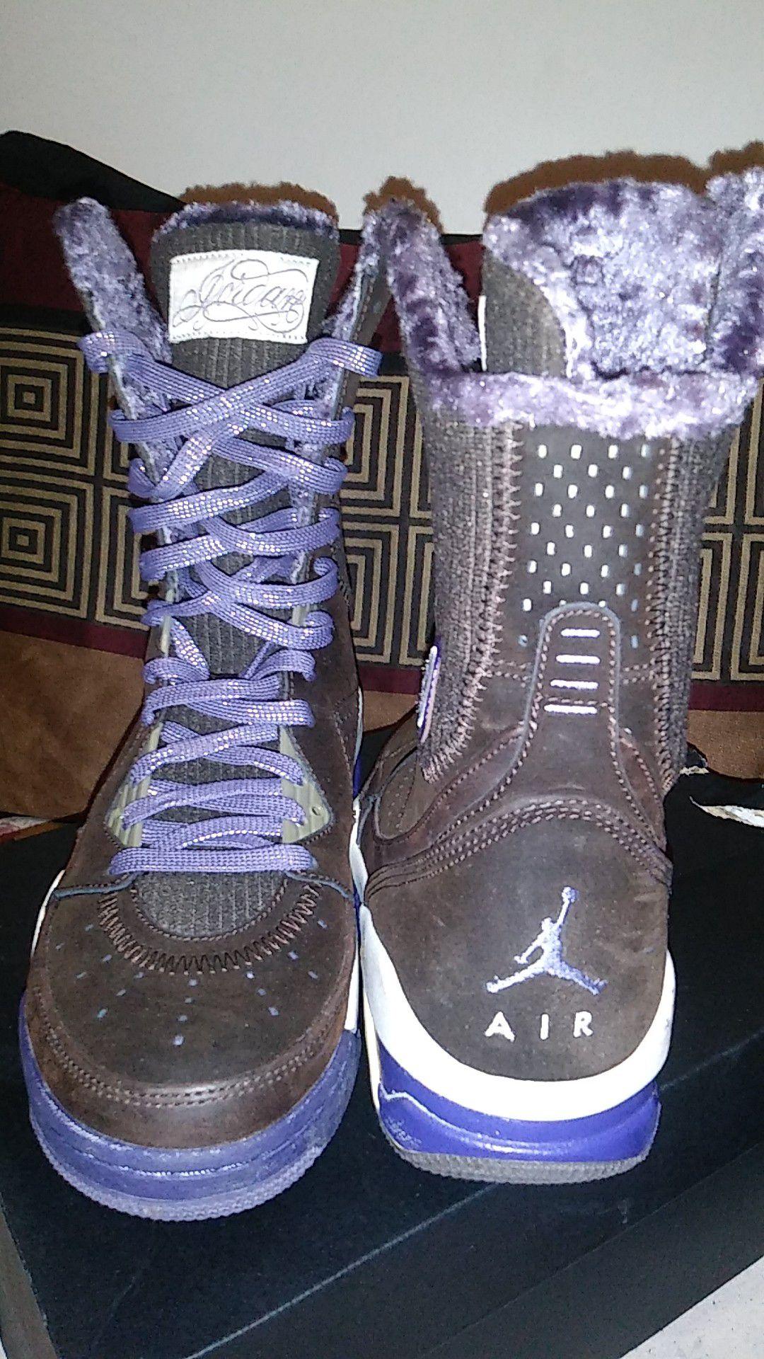 Jordan boots