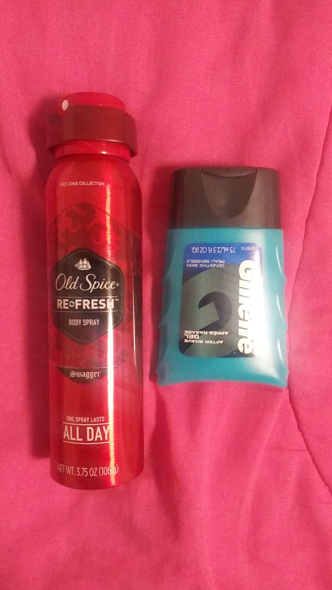 Old Spice/Gillette