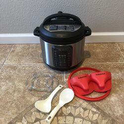 Instant Pot Duo Gourmet 60 (MSRP $120) Thumbnail