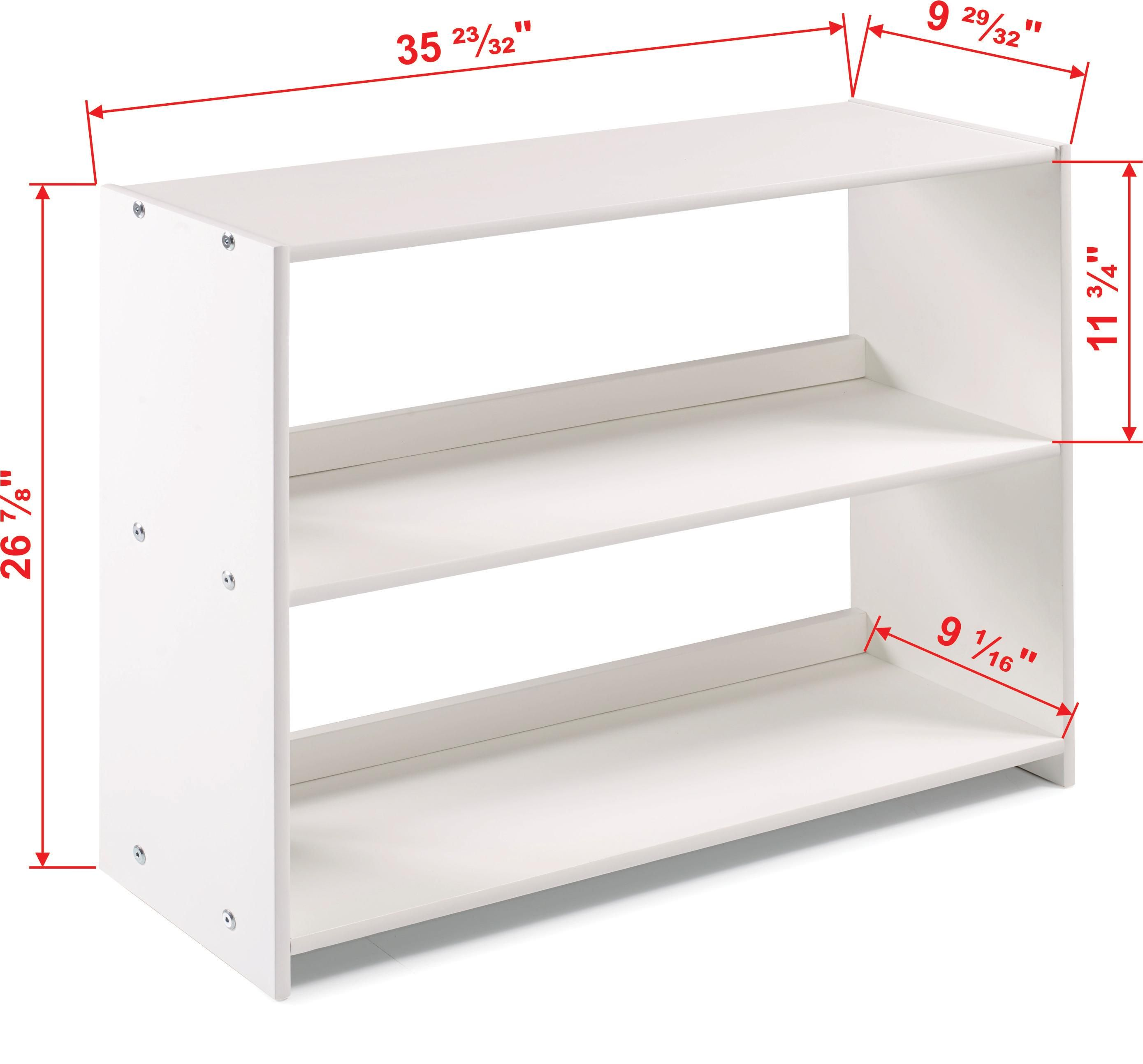 Pivot Direct Two Tone Bookcase In Grey And White PD_5000_CGW