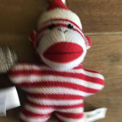 Mini Sock Monkeys Thumbnail
