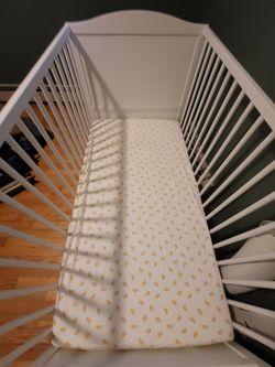 Ikea Crib And Mattress Thumbnail