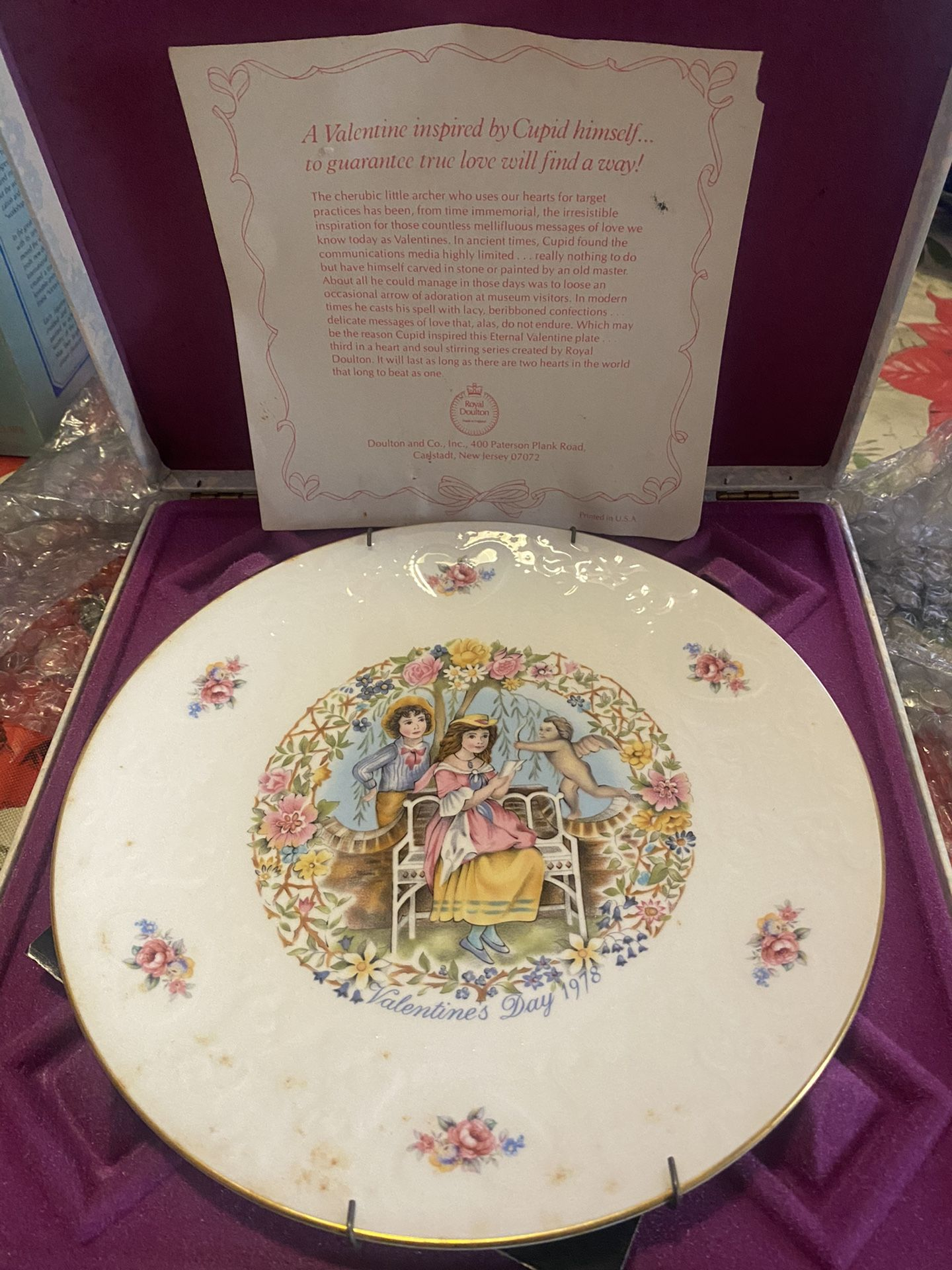 Royal Doulton Collecter Plates
