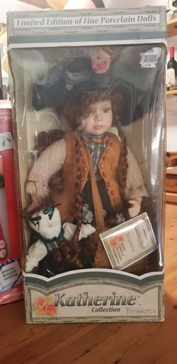 Collectables dolls Thumbnail