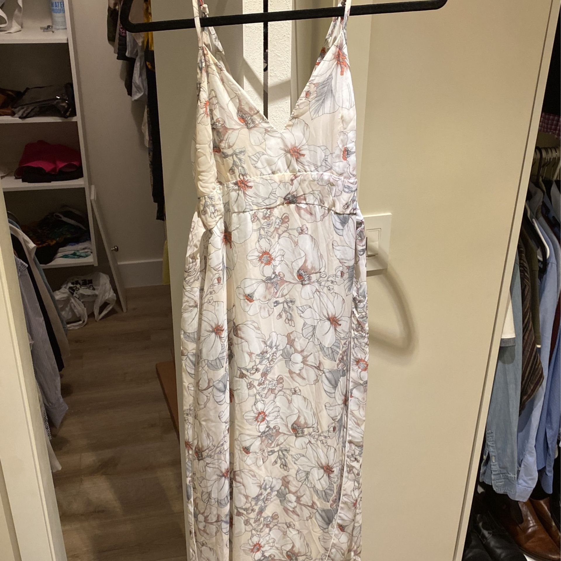 Beautiful White Gown For Bride Or Bridemaids