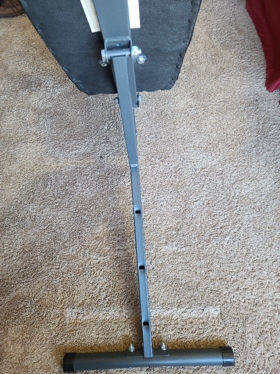 March Fully Adjustable Weight Bench