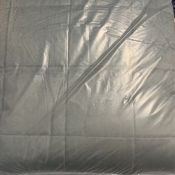 25 Lbs King Size Weighted Blanket (new) Thumbnail