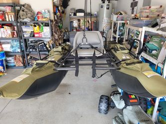 Colorado Inflatable Pontoon Boat Thumbnail