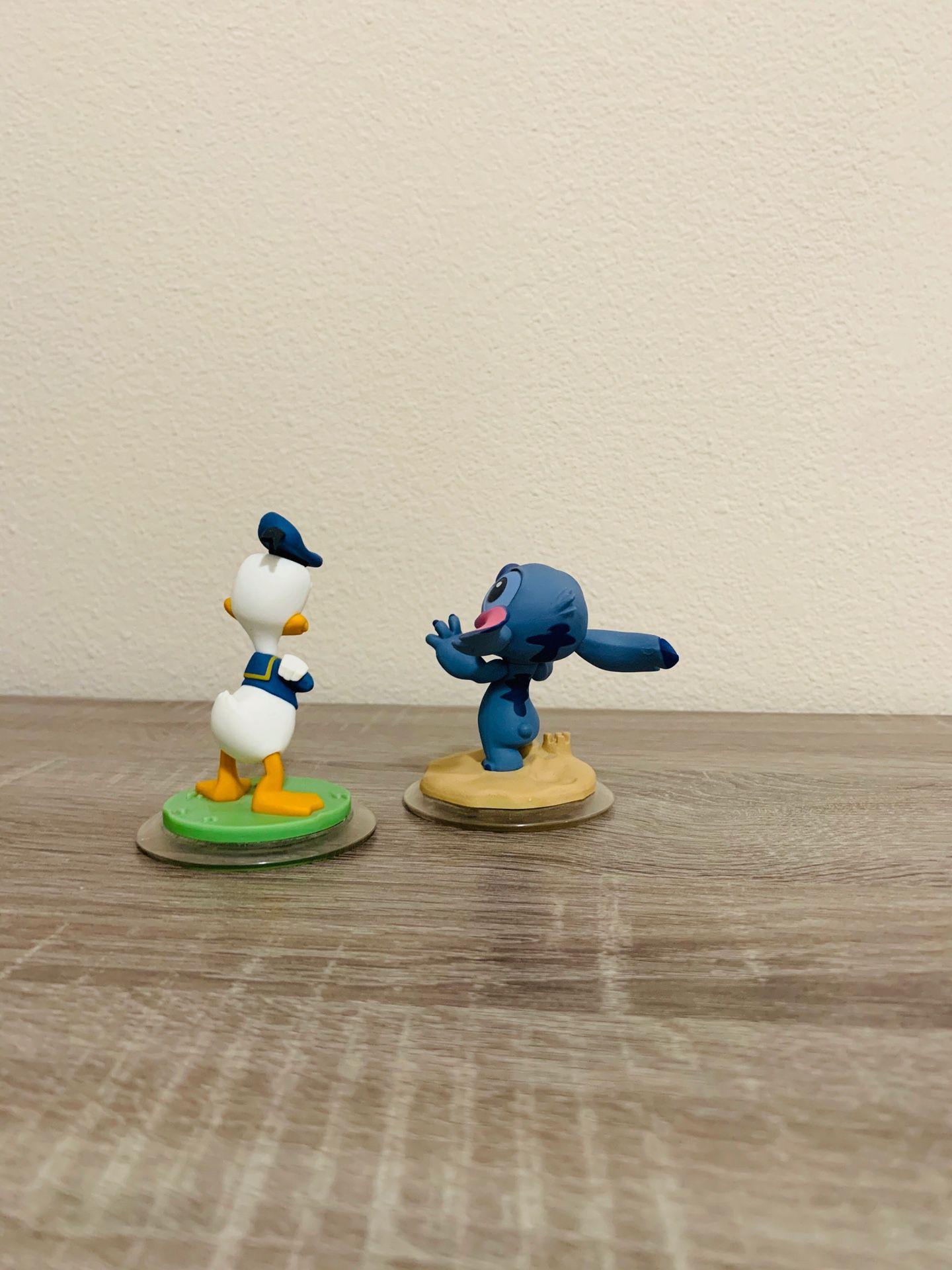 Disney Infinity Donald Duck & Stitch
