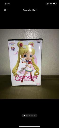 Qposket Sailor Moon Moon Thumbnail