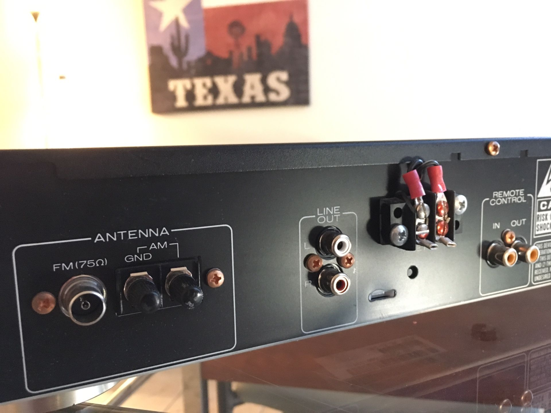 Marantz Synthesizer Stereo Tuner ST-59U