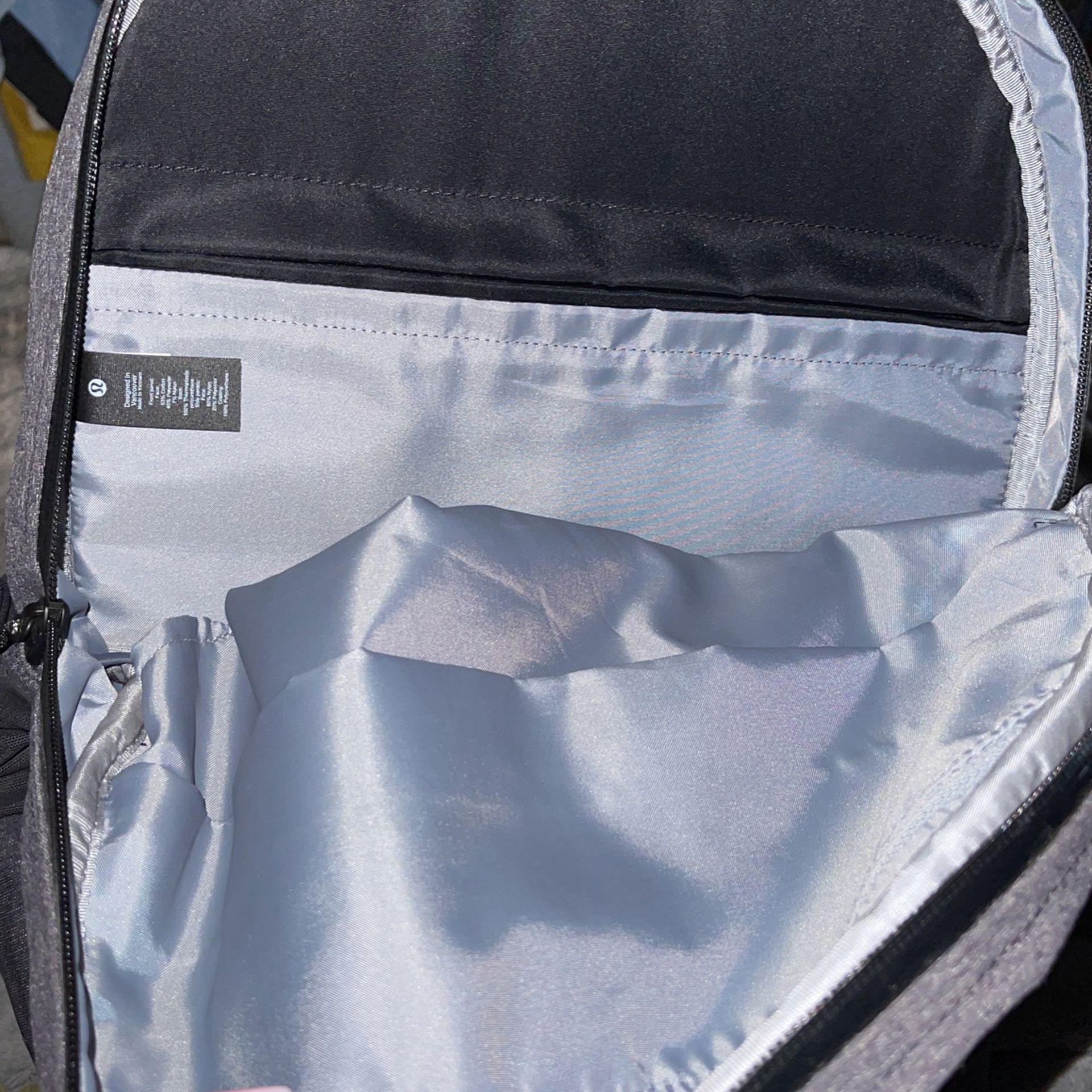 Lululemon Mens Backpack Bag