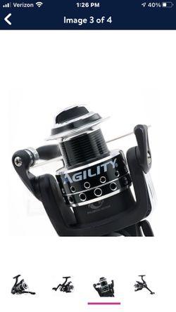 Shakespeare Agility AG35 Spinning Reel Thumbnail