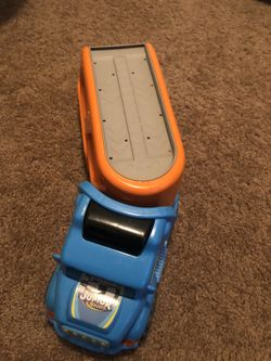 Toy hauler Thumbnail