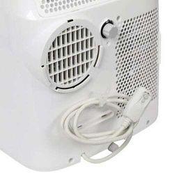 Toshiba 10,000 BTU (7,000 BTU DOE) 115v WiFi Portable Air Conditioner, RACPD1013, Factory Refurbished Thumbnail