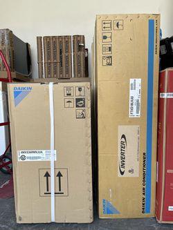 Daikin 36000BTU 36K Dual Zone AC System With 18000BTU Air Handler  Thumbnail