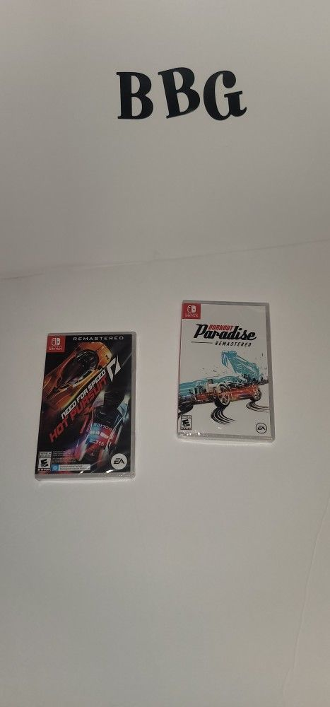 Nintendo Switch Games Bundle!!