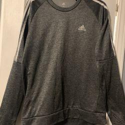 Adidas Gray Hoodie Thumbnail