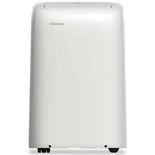 Toshiba 12,000 BTU (8,000 BTU DOE) 115v WiFi Portable Air Conditioner, RACPD1213, Factory Refurbished