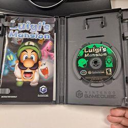 Luigi's Mansion For Nintendo GameCube  Thumbnail