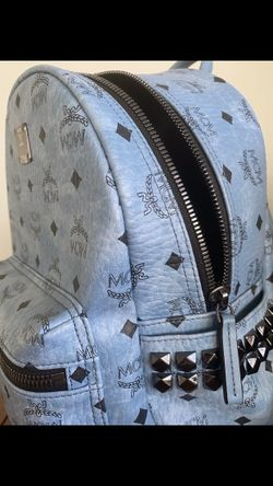 MCM Stark Side Stud Backpack Thumbnail