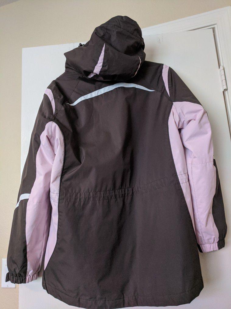 Woman's Columbia Double Jacket