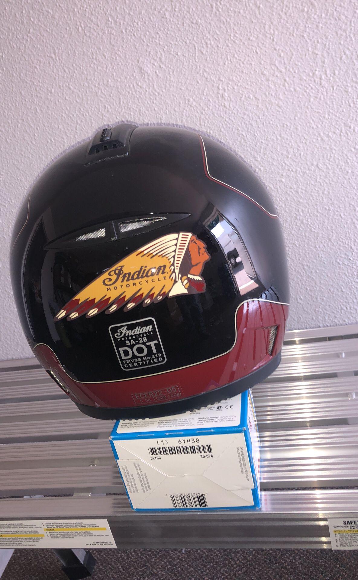 Indian helmet