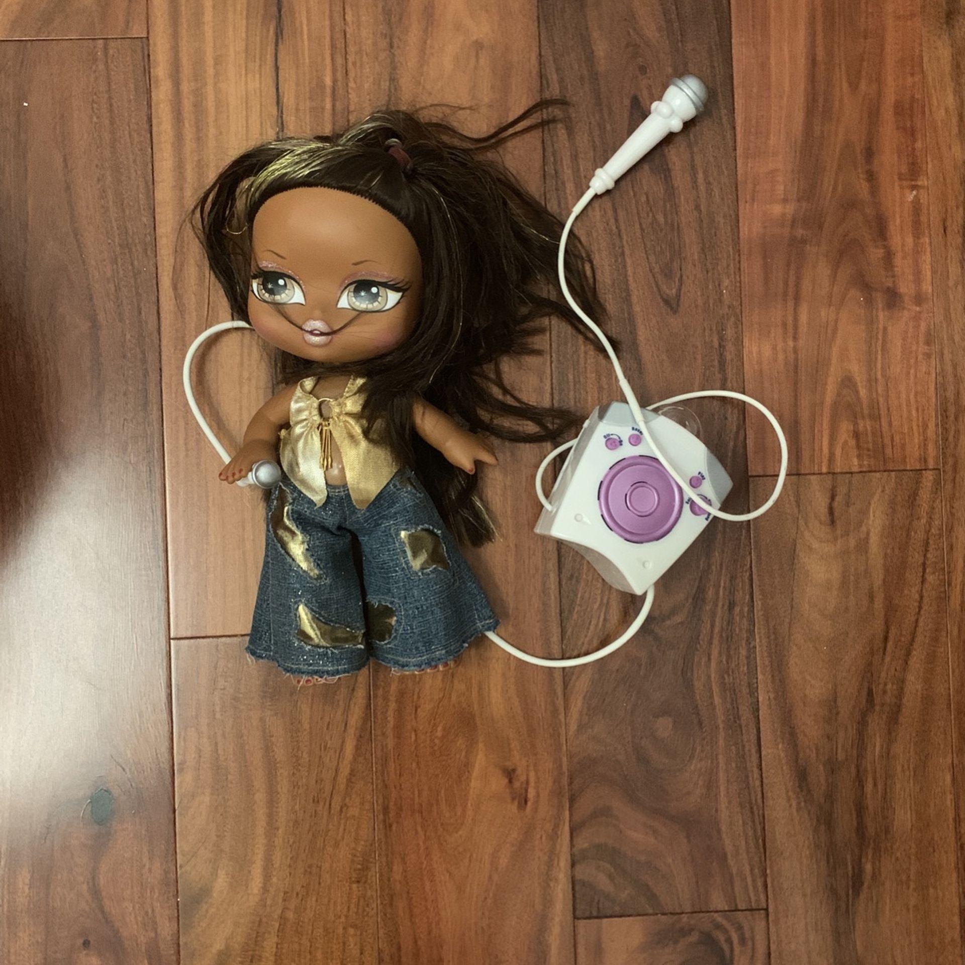 Bratz Karaoke Doll
