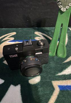 TIME 35mm Film Camera.  Thumbnail