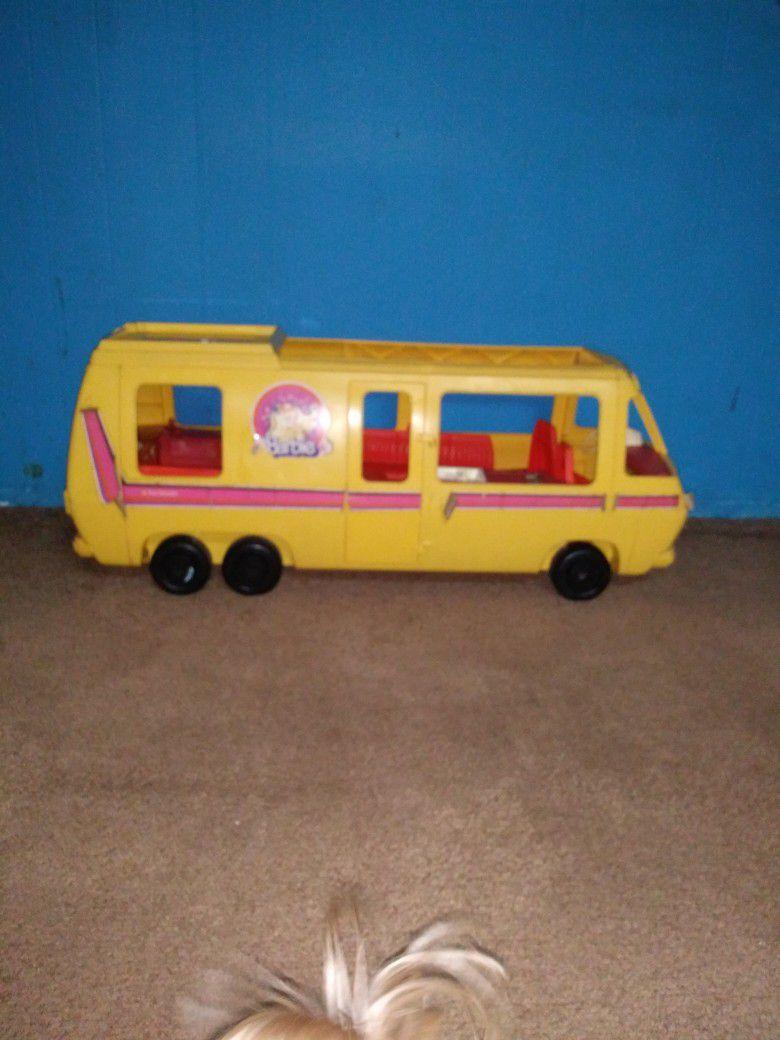 1976 Barbie Star Traveler R.V.