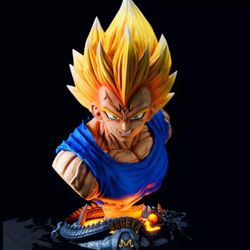 Anime Resin Figures!! Dragonball Z , Attack On Titan  Thumbnail