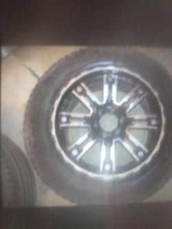 2 New Tires And Rims Thumbnail