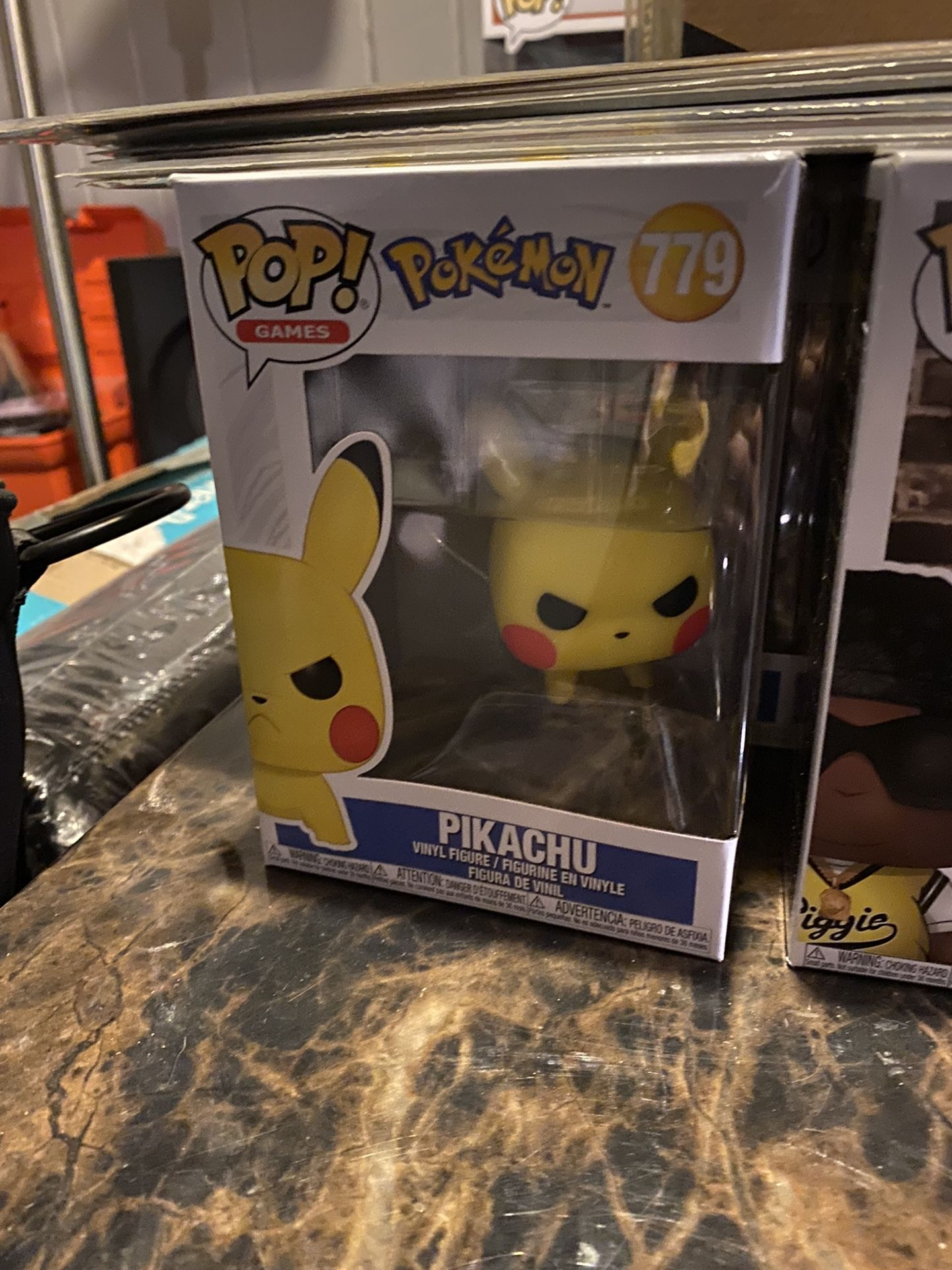 Funko Pop! Pokemon Pikachu #779