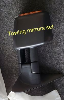 Towing Mirrors Heated LED Signal Lights  07/13 Tundra  Thumbnail