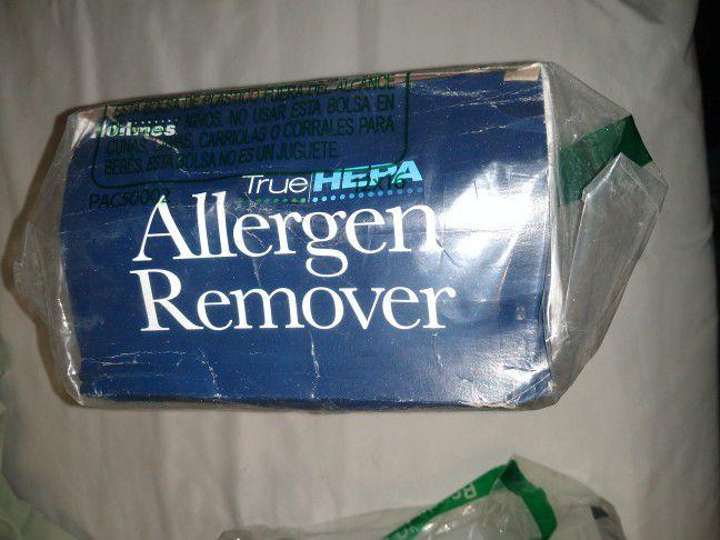 Holmes HAPF600DM B Filter True HEPA Replacement Filter - 2 Pack allergen remover.