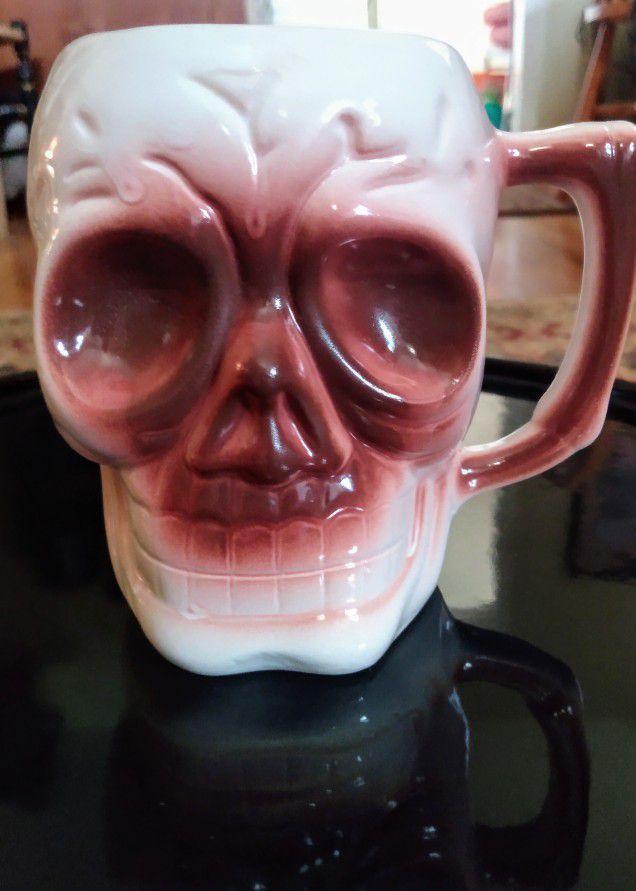 Vintage Halloween Ceramic Mug