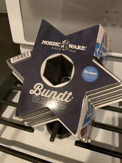 Star of David Bundt Pan Thumbnail