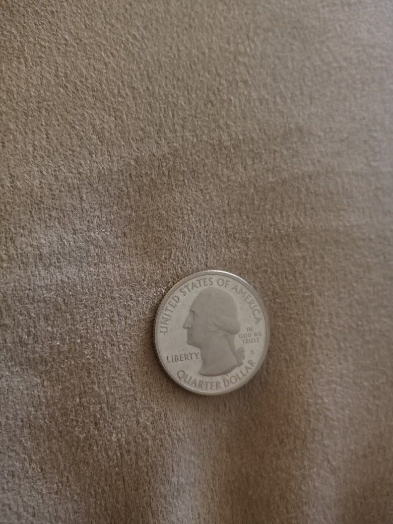 Quarter Coin 2010