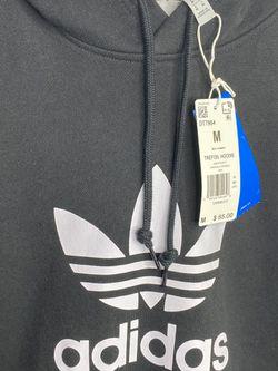 Adidas Originals Trefoil Hoodie Pullover Sz M Mens New Thumbnail