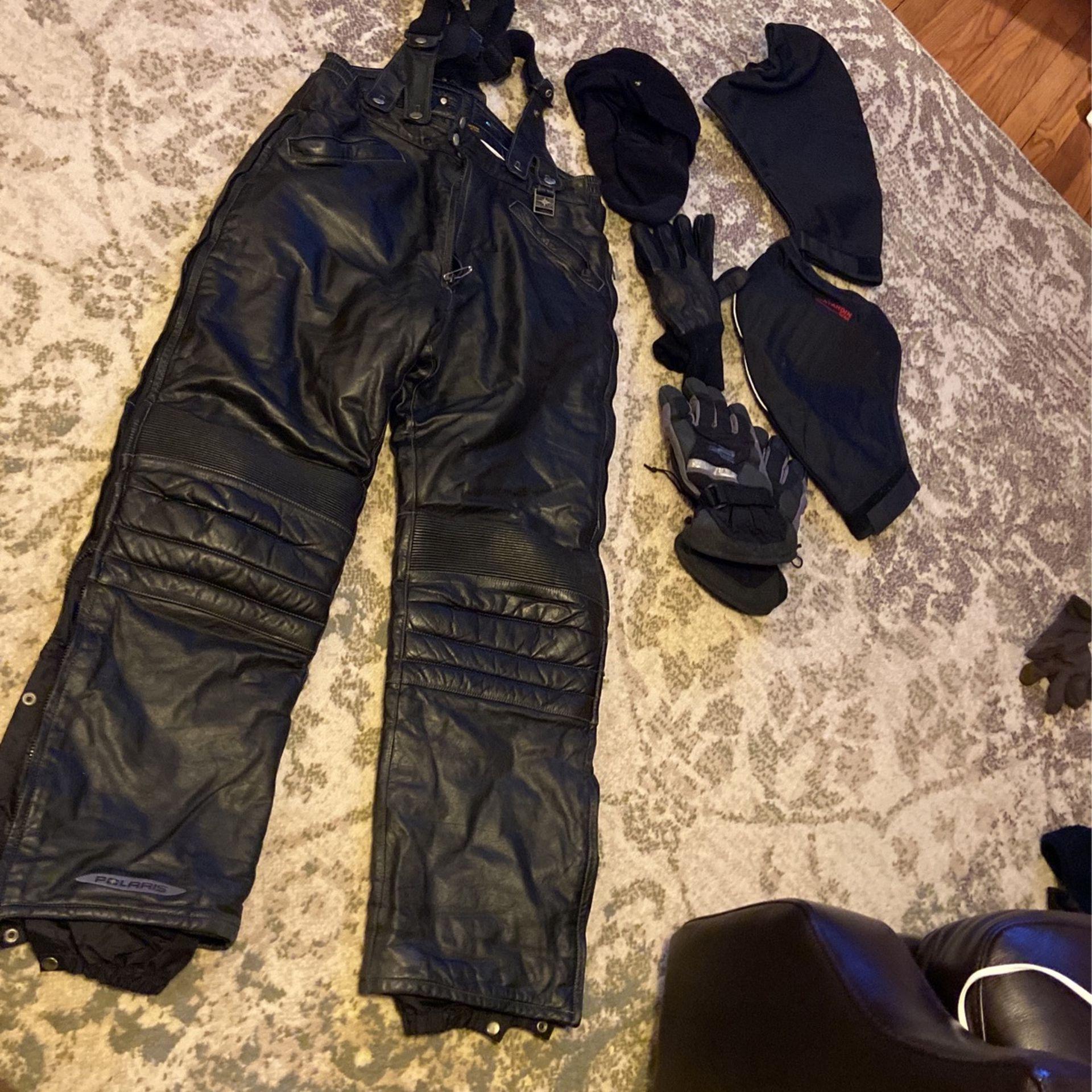Snowmobile Clothing Bundle