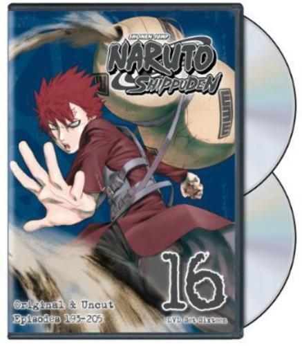 Naruto Shippuden: Box Set 16 [DVD]