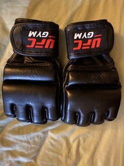UFC training gloves Thumbnail