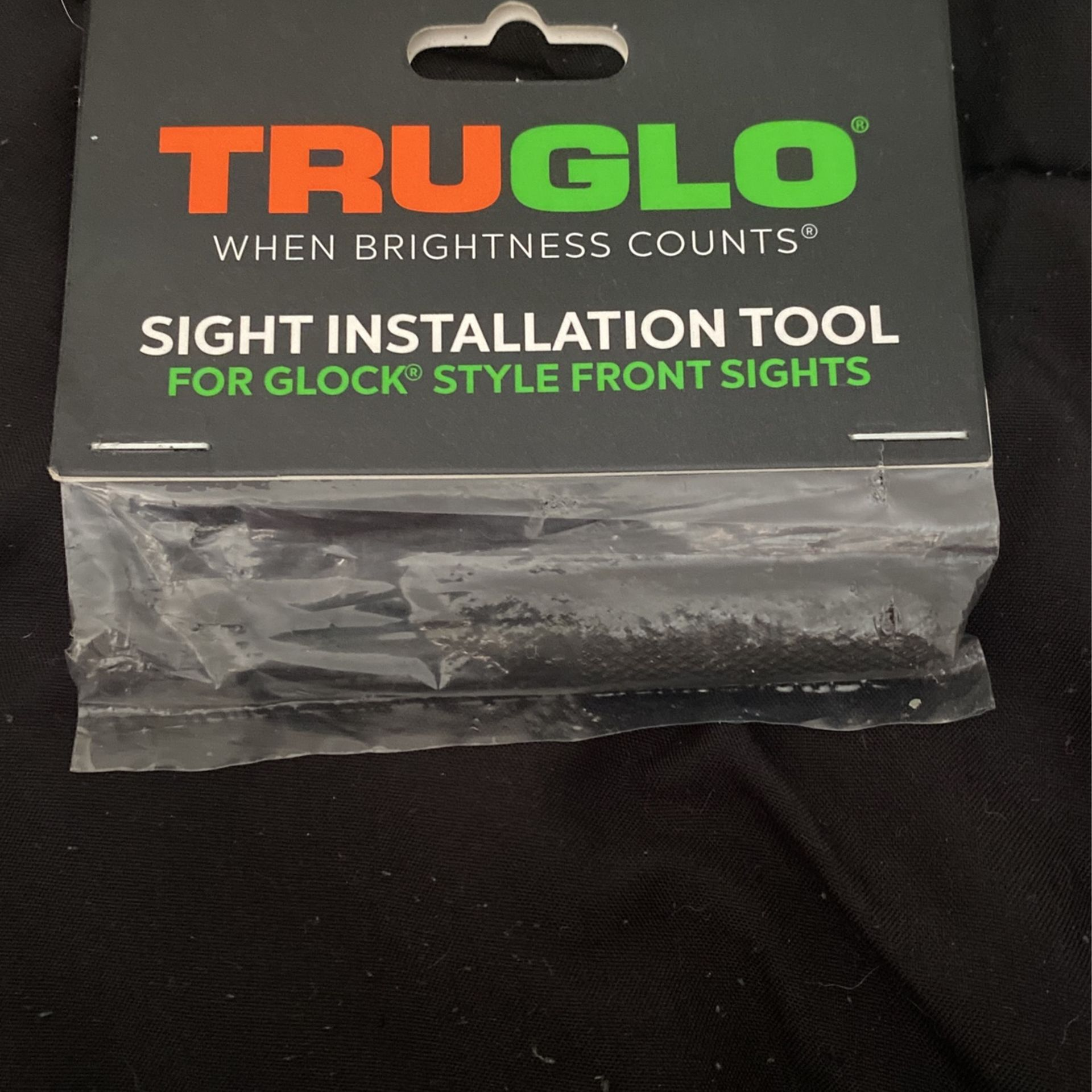 Night sight/Tool/Adhesive